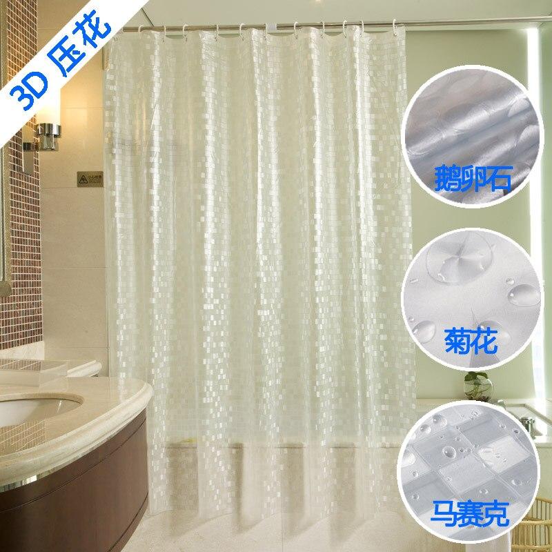 Bathroom Stall Em Portugues cortina de chuveiro do pvc popular-buscando e comprando