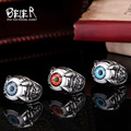 Beier new store 316L Stainless Steel ring high quality punk dragon claw ring for men fashion jewelry BR8-034 US size
