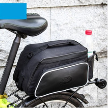 Bicycle Bags Bike Saddle Shoulder Bag Cycling Rear Seat Package Multifunction Personalized Riding Equipment Bicycle Accessories