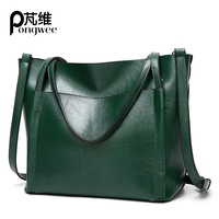 PONGWEE Women S Bags Europe And The United States Fashion Ladies Hand Messenger Bag Wild Shoulder