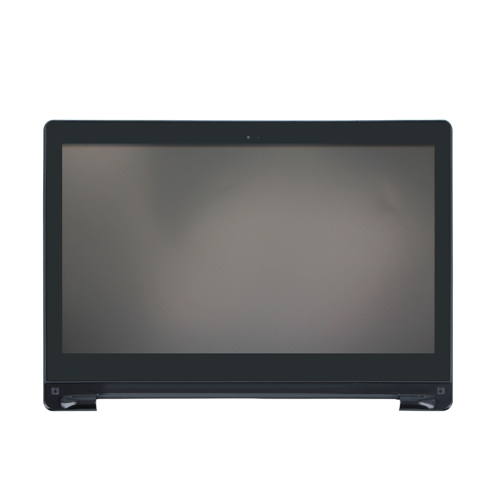 (With Frame) 13.3 For ASUS Transformer Book Flip TP300 TP300LA TP300LD LCD Touch Screen Assembly Display 1366X768 13 3 inch lcd touch screen assembly for asus tp300 tp300la left connector n133hse ea3 1920 1080