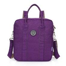 Women Backpack Waterproof Nylon Lady Women's Backpacks Female Casual Travel bag Bags mochila feminina