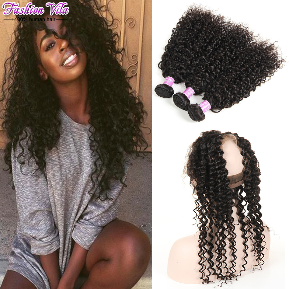 360 lace frontal with bundle