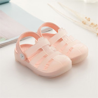 Kids Slippers Girls Flip Flops Beach Cave Clog Baby Boy Sandals Beach Shoes Water Jelly Shoes Toddlers Girl Croc Slippers