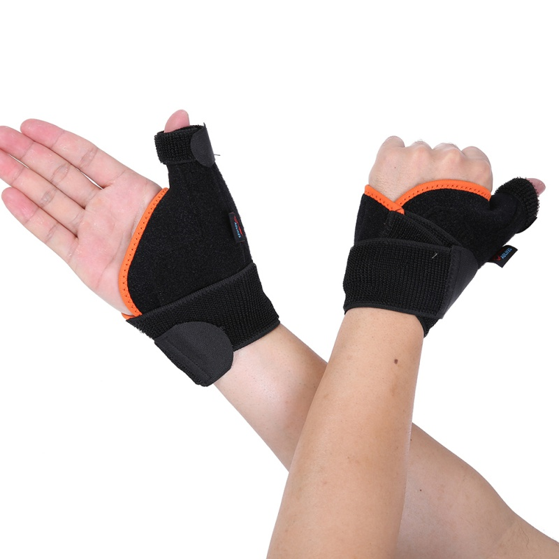 1 Pair Weightlifting Wristband Sport Professional Training Handl Wrist Support Strap Breathable Brace Arthritis Sprain Protector