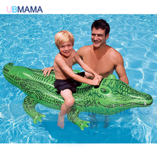 Crocodile PVC Floating Row Children Water Floating Seat Summer Swimming Water Kid Giant Inflatable Pool Toys