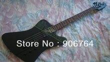 Brand new MATTE firebird 4 strings bass black electric guitar fire bird EXPLORE electric bass free shipping