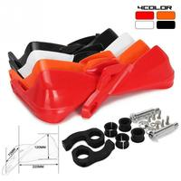 Insert Easy Install Falling Accessories Universal Shield Front Windproof Motocross Motorcycle Durable Hand Guard Handle
