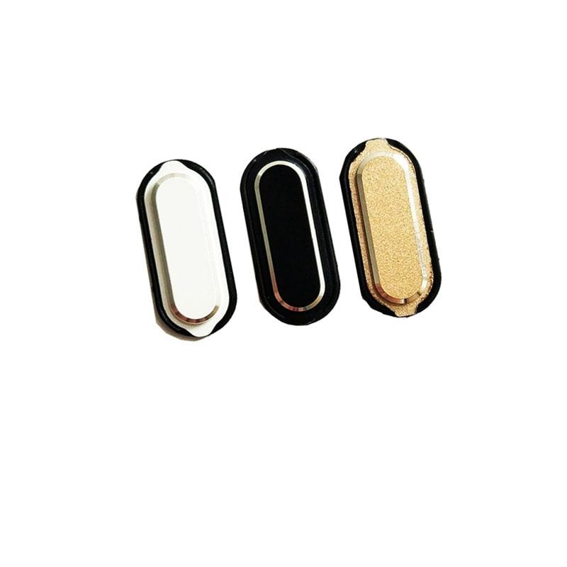 For Samsung Galaxy A5 2015 A500 A500F A500H A500FU A500FN A500M Original Phone Housing New Home Button Key Black White Gold