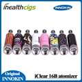 Original Innokin Iclear 16B Clearomizer 2.4ml Dual Coil Innokin Iclear atomizers for electronic cigarette