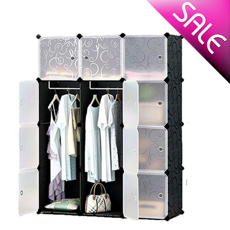 шкаф для одежды Система для хранения одежды DIY гардеробный шкаф CY12034