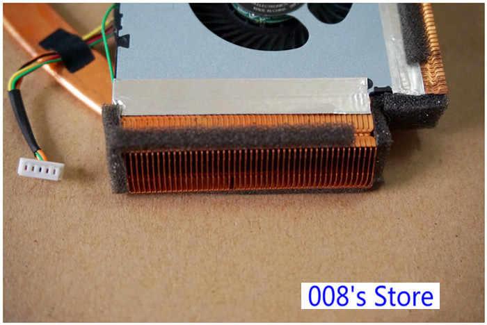 New CPU Cooling Fan Laptop Heatsink For Lenovo ThinkPad T430 T430i Radiator  Cooler 04W3267 KSB0405HA -BE1L 5V 0 30A