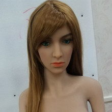 9 silicone sex doll head for big size love doll oral sex doll heads male