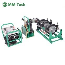 SWT-B250/90 H rury HDPE metody połączenia zgrzewania doczołowego