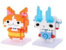 Toy building font b blocks b font small particles of diamond watches tile version Meng pet