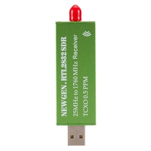 Image 5 - USB2.0 RTL SDR TV Scanner Receiver SDR 0.5 PPM TCXO RTL2832U R820T2 TV Tuner Stick AM FM NFM DSB LSB SW Software Defined Radio