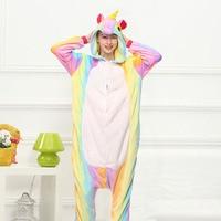 Kid Adult Women Kigurumi Unicorn Costume Fancy Animal Anime Cosplay Onepiece Child Boy Girl Baby Jumpsuit