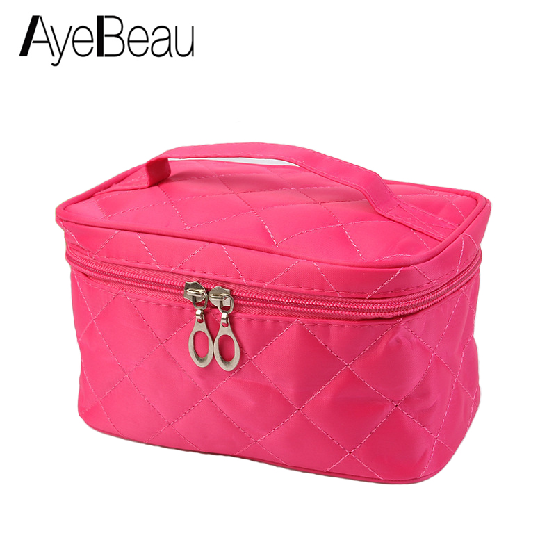 Vanity Women Toilet Toiletry Kit Cosmetic Makeup Make Up Bag In Beauty Case For Travel Organizer Pouch Female Neceser Necessaire