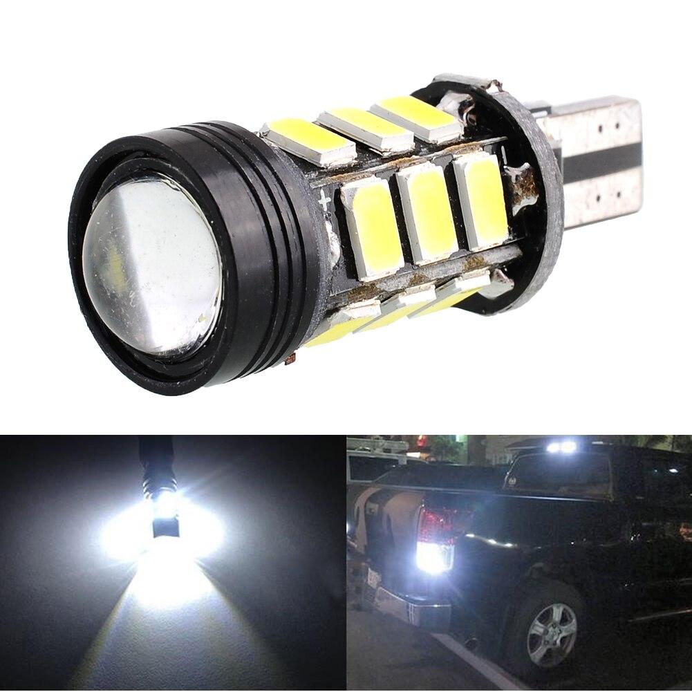 Vehemo T15 W16W 5630 COB 15 LED Bright Energy Saving Car Auto Canbus Light Durable Lamp Xenon White Backup Reverse Bulb