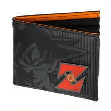 Dragon ball z wallet Young men and women students anime fashion short wallet  DFT-1495