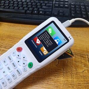 Image 5 - RFID Copier karta nfc Reader Writer duplikator Cloner 125KHz 13.56 breloczek do kluczy RFID Programmer T5577 UID karty wielokrotnego zapisu USB