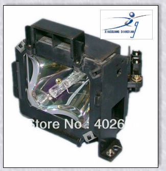 ELPLP15 projector bulb for PowerLite 600p, 800p,  810p, 811p, 820p Projectors with housing elplp15 for powerlite 600p 800p 810p 811p 820p emp 600 800 810 811 820 compatible lamp with housing free shipping