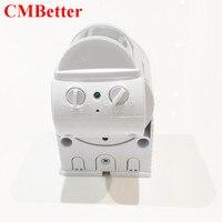 CMBetter Light Sensor Switch PIR Motion Sensor Detector Light Switch 220V Recessed PIR Motion Sensor Detector