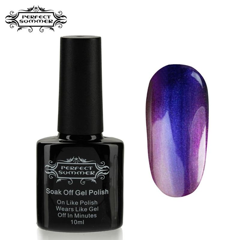 Gel Nail Polish Sale: Perfect Summer Nail Gel Chameleon UV Gel Nail Polish
