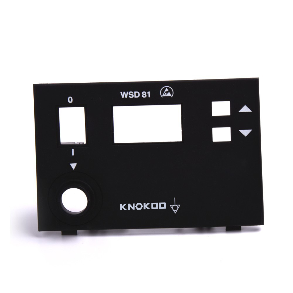 KNOKOO Front Display Control Panel #T0058748936 For WSD81 Soldering Station