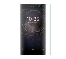 Premium Tempered Glass And PET(Soft) Screen Protector For Sony Xperia XA2 Ultra XA1 XA X XA1Plus XA1Ultra XP(China)