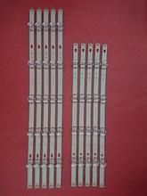 10 Cái/bộ LED Lưng Lg Thứ I Dải Cho LG 49LB550V 49LB561V 49LB570V 49LB580V 49LB585V 49LB5610 49LB5800 49LB580N 49LB5700 49LF5610