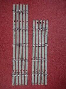 Image 1 - 10ピース/セットledバックlg i番目ストリップlg 49LB550V 49LB561V 49LB570V 49LB580V 49LB585V 49LB5610 49LB5800 49LB580N 49LB5700 49LF5610