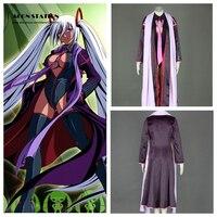 2018 Free Shipping Hatsune Miku aku Adult Cosplay Costume Customize for plus size adults and kids