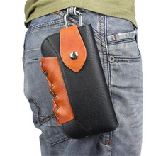Rope Outdoors Sport Phone Bag Hook Loop Belt Pouch Holster Case Cover For iPhone 6 4.7 6 Plus 5.5 for samsung note 5 Pouch Aa2