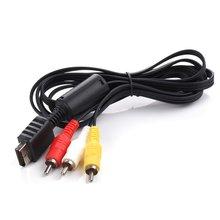 Для Ps2/ps3 Av кабель преобразования 1,8 м прочный медный материал аксессуары для игр компьютерные аксессуары