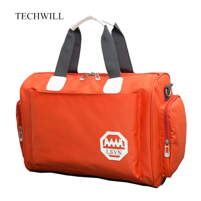 Contracted Designer Sport Multifunction Gym Bag For Women And Men