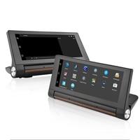 MALUOKASA 4G 7 Inch Android Wifi 5 1 Navigators Recorder Car GPS Navigation Bluetooth DVR MTK8382