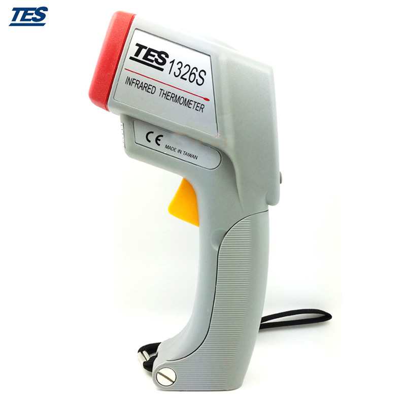 TES-1326S Industrial Infrared Thermometer (-35-500C) mary tes w15102142288