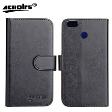 Archos Core 60S Case 6 Colors Dedicated Leather Exclusive 100% Special Crazy Horse Phone Cover Cases Card Wallet+Tracking