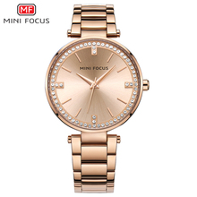 MINI FOCUS Women Watches Waterproof Lady Watch Wrist Brand Luxury Fashion Ladies Womens Wristwatch Clock Woman Relogio Feminino