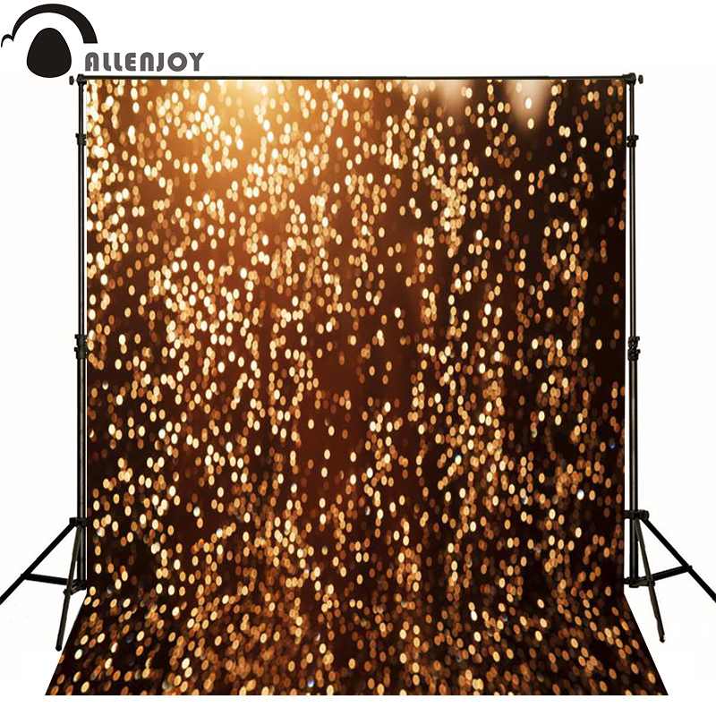 Allenjoy photographic background glitter photo backdrop gold backdrop Photocall for weddings fantasy photo background customized