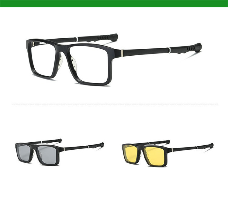 3412b93a553 2019 ELECCION Brand Young Cool Style Basketball Sport Eye Glasses ...