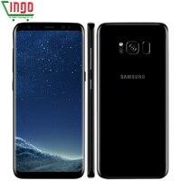 Samsung Galaxy S8 S8 Plus Octa Core 4GB RAM 64GB ROM Iris Scan Face Recognition Fingerprint