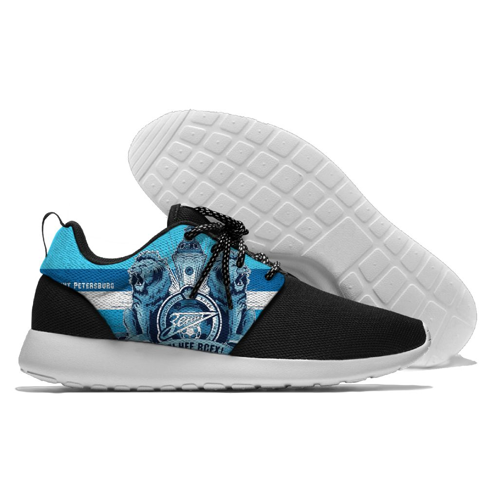 Zenit football Logo Men and womens  Running Sneaker Lightweight Go Easy Walking Comfort Sports Running Shoes
