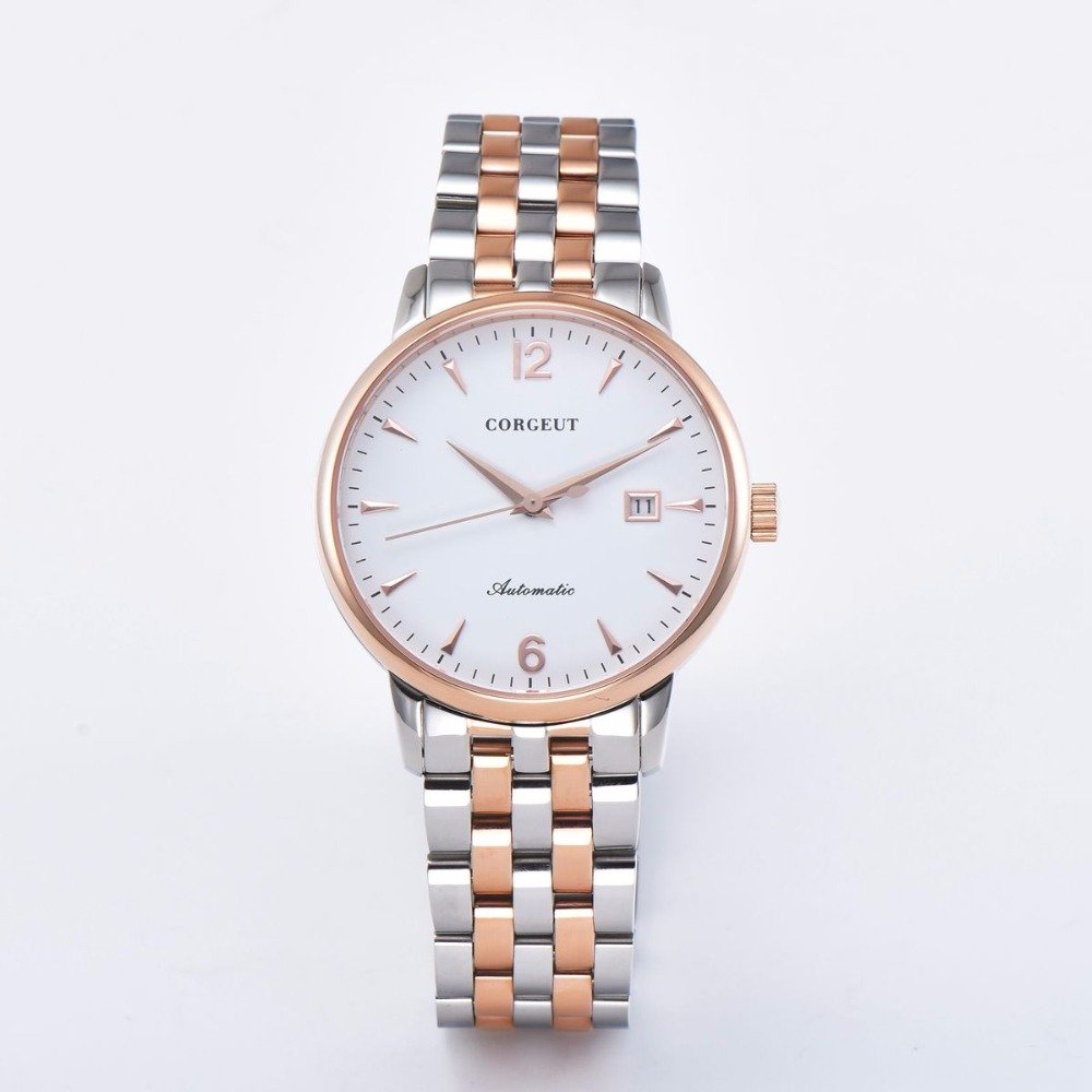 2019 Top Brand Men Mechanical Watch new sapphire business Automatic Fashion Luxury Stainless Steel Male Clock Relogio Masculino2019 Top Brand Men Mechanical Watch new sapphire business Automatic Fashion Luxury Stainless Steel Male Clock Relogio Masculino