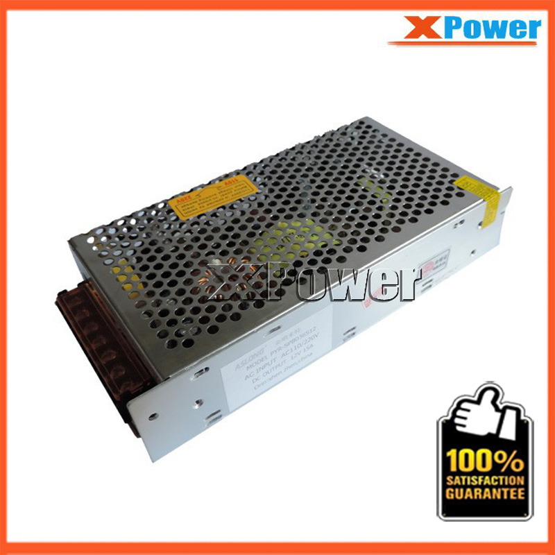 BringSmart  Wholesale AC to DC Power Supply 2 Wires Output 110v 220v to 12v DC Transformer Power Adapter