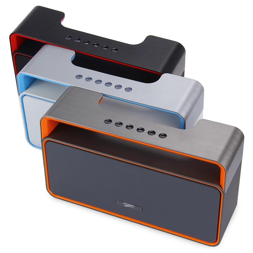 Portable Bluetooth Speaker Original MUSKY DY25 Mini Wireless HiFi Stereo Loudspeaker V3.0+EDR AUX Microphone FM Hands-free Call eukanuba сухой корм eukanuba puppy large breed для щенков крупных пород с курицей 15 кг