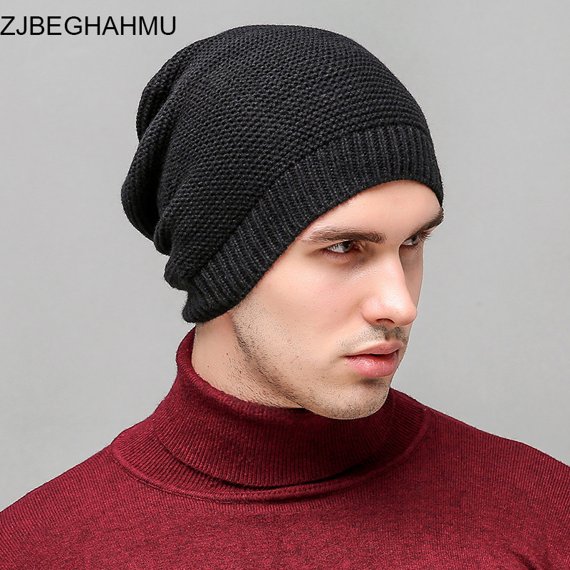 2017 New Winter Hats Solid Hat Female Unisex Plain Warm Soft Women's Skullies Beanies Knitted Touca Gorro Caps For Men Women new winter beanies solid color hat unisex warm grid outdoor beanie knitted cap hats knitted gorro caps for men women