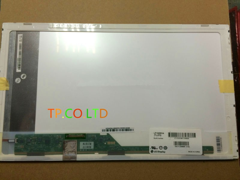 New OriginalLG Laptop LCD LED Screen LP156WH4 LP156WH4-TLP2 vga hdmi lcd controller board for lp156wh4 tpa1 lp156wh4 tpp1 lp156wh4 tpp2 15 6 inch edp 30 pins 1 lane 1366x768