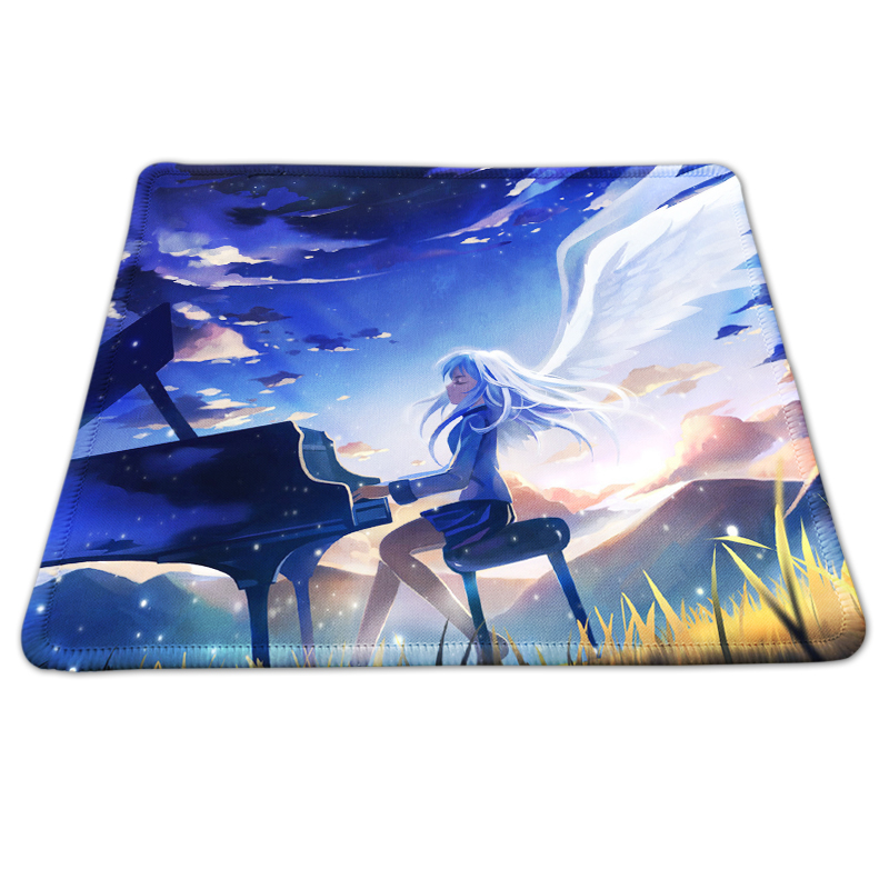 Wholesale And Retail Anime Gaming Mousepad Magic Little Play Painting Optical Rubber Mice Play Mat PC Computer Laptop Mousemat ...